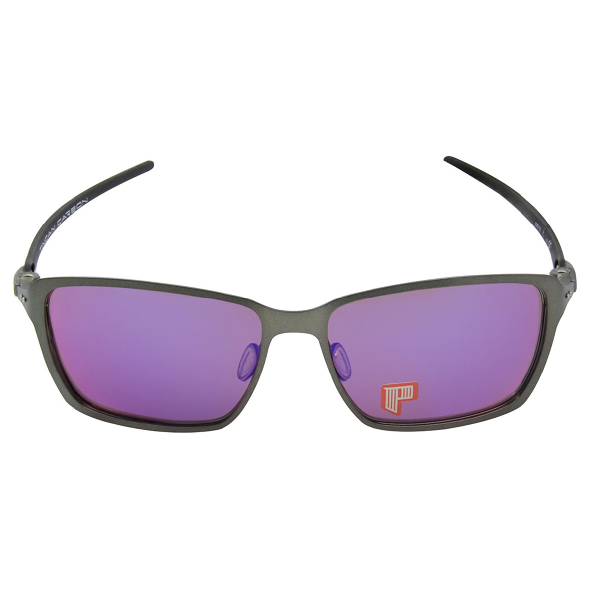 6aa2572f4ffcf Óculos Oakley Tincan Carbon Lente Red Iridium Polarizado ref OO6017-03