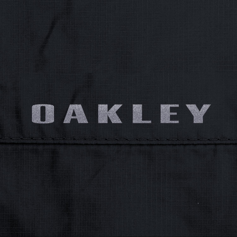 Jaqueta Oakley Windbreaker Preta LANÇAMENTO ref 411890-01K 989cf53b1c