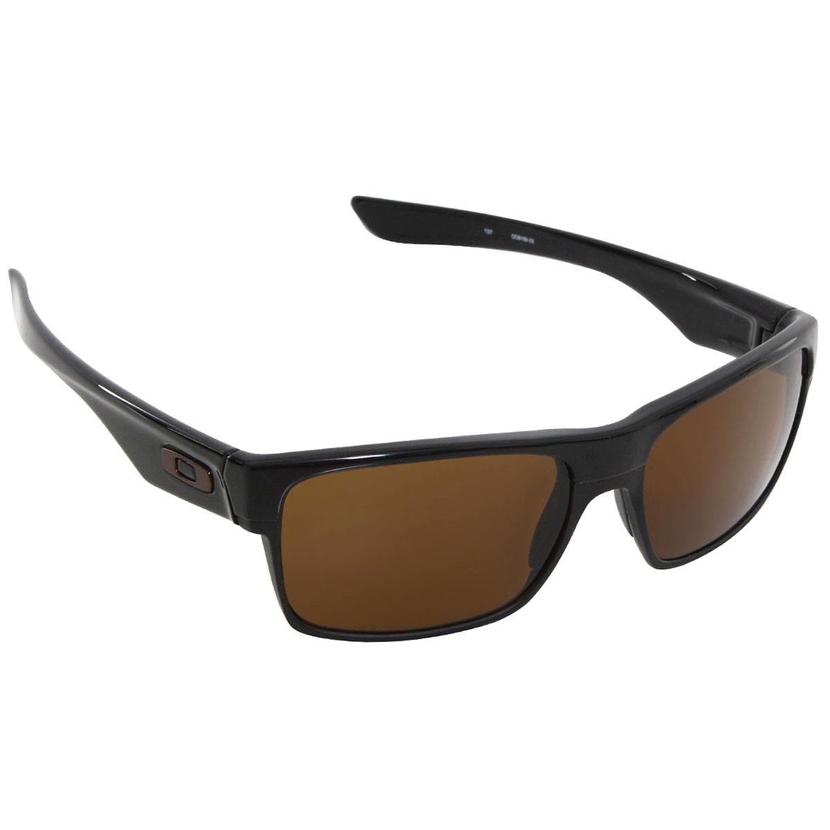 b5b6e84640dab Óculos Oakley TwoFace Polished Black Dark Bronze ref OO9189-03