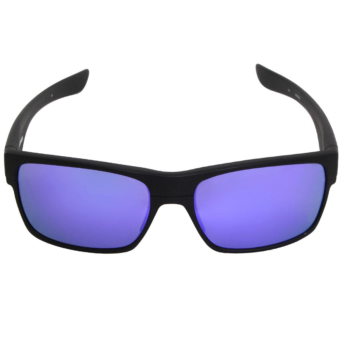 Oculos Oakley TwoFace Matte Black Violet Iridium ref OO9189-08 094ab13fc1