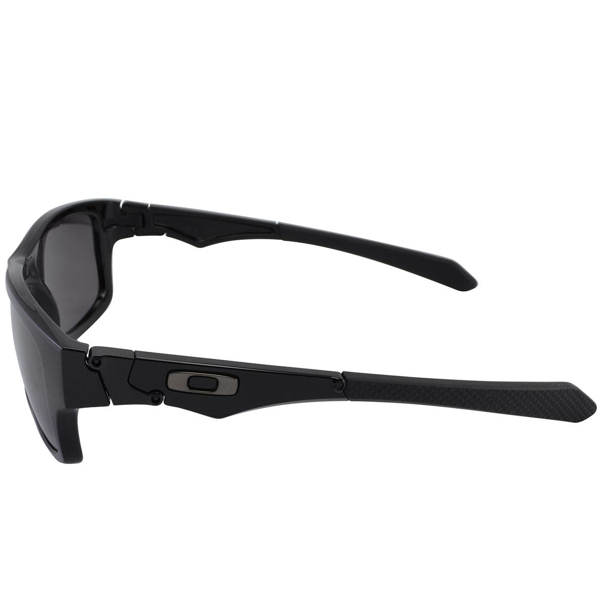 17f6db344f Óculos Oakley Jupiter Squared Polished Black Lente Warm Grey ref OO9135-01