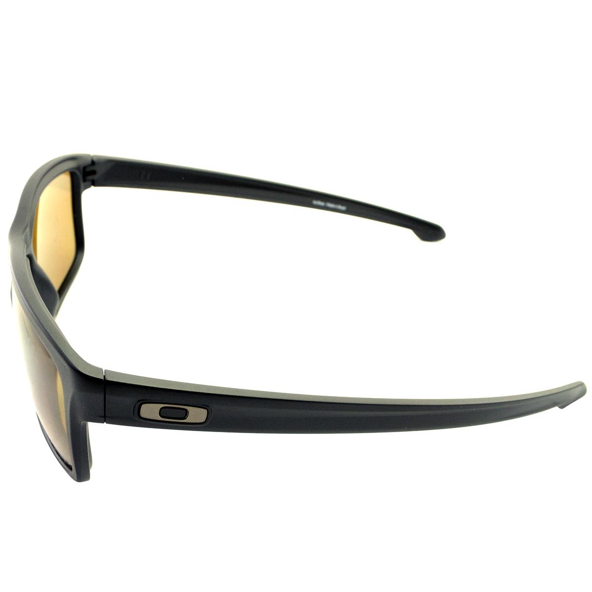 Óculos Oakley Sliver Matte Black Lente Bronze Polarizado ref OO9262-08 96562ea159
