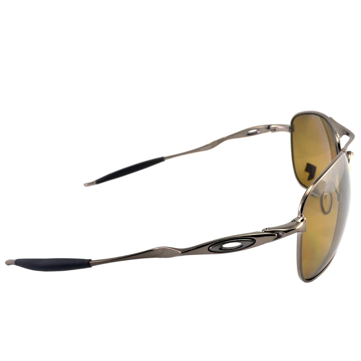 Oculos Oakley Crosshair Brown Chrome W Bronze Polarizado ref OO4060-04 603c2dd986