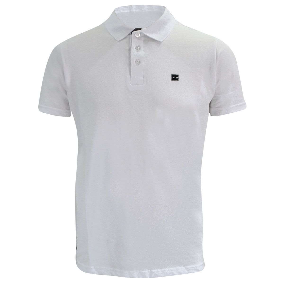 Camisa Polo Oakley Essential 2.0 Branca LANÇAMENTO ref 433094 c4d765a5a6382