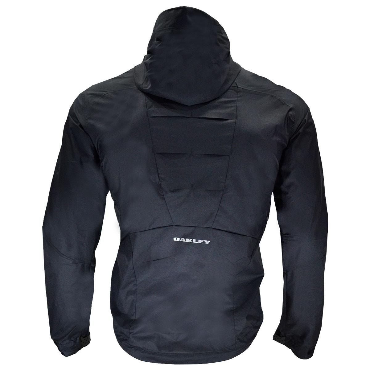 baeabb37d1 Jaqueta Oakley Prime PE Jacket Preta LANÇAMENTO ref 411654