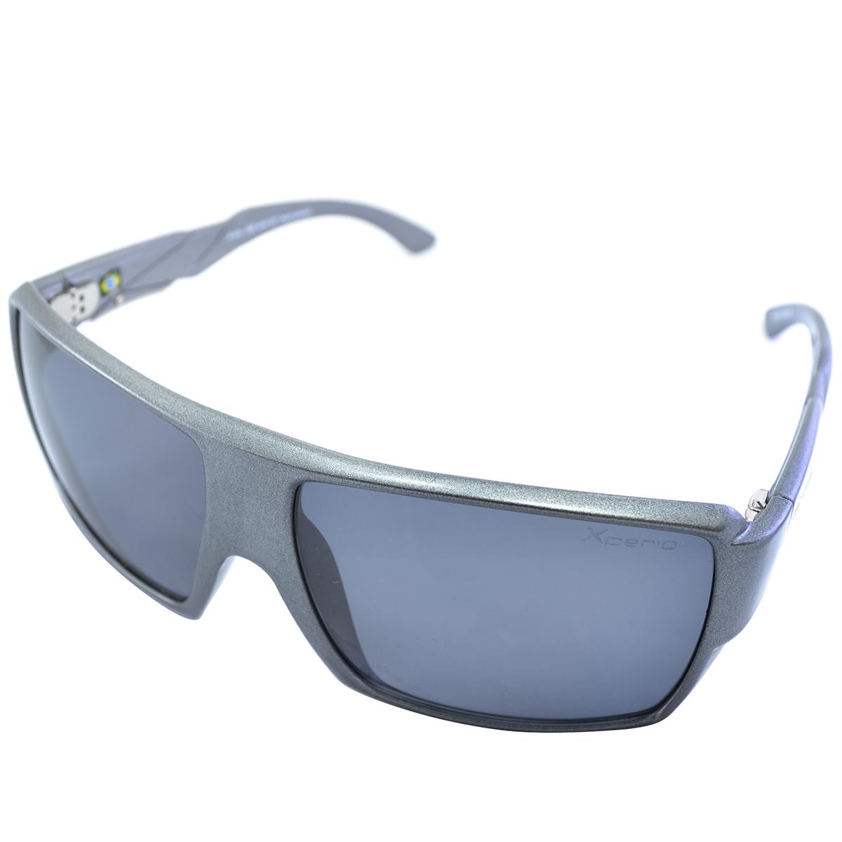 1d39ad5cb7443 Óculos Mormaii Aruba Cinza Brilho com Lente Cinza Polarizado ...