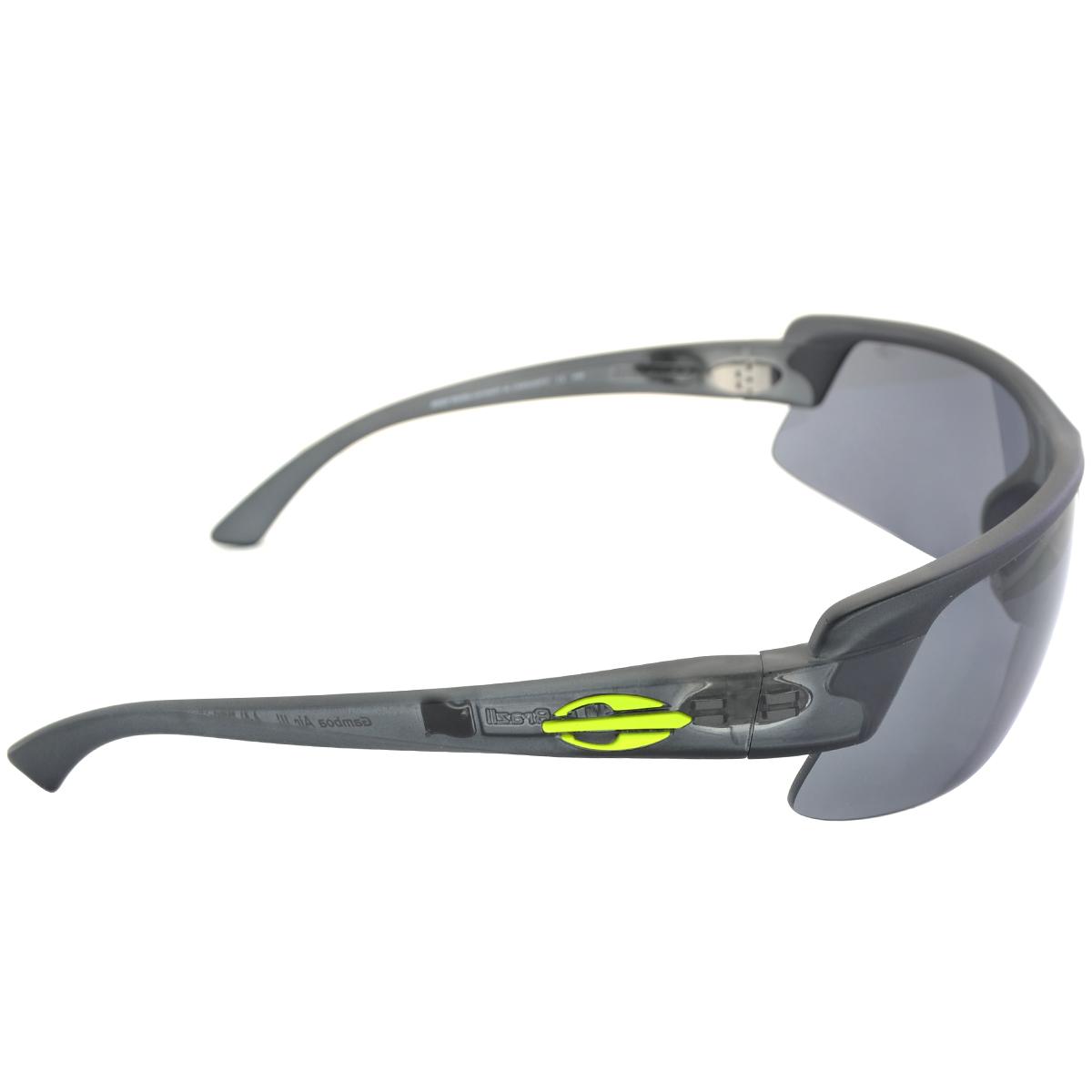 Óculos Mormaii Gamboa Air 3 Fume Fosco  Lente Cinza ref 44187301 3264d0b698