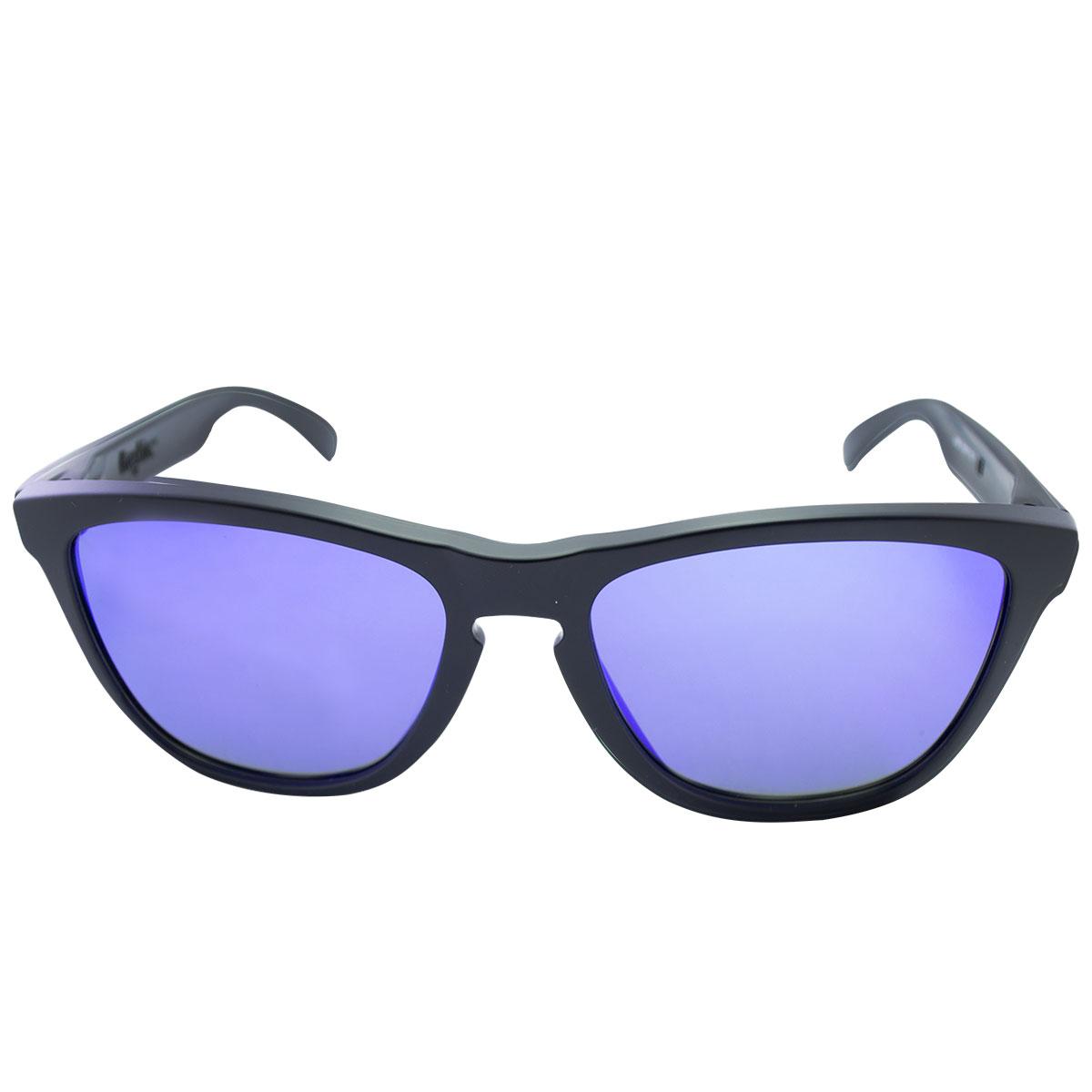 Oakley Twoface Matte Black violet Iridium   Louisiana Bucket Brigade bd6c3b3a4e
