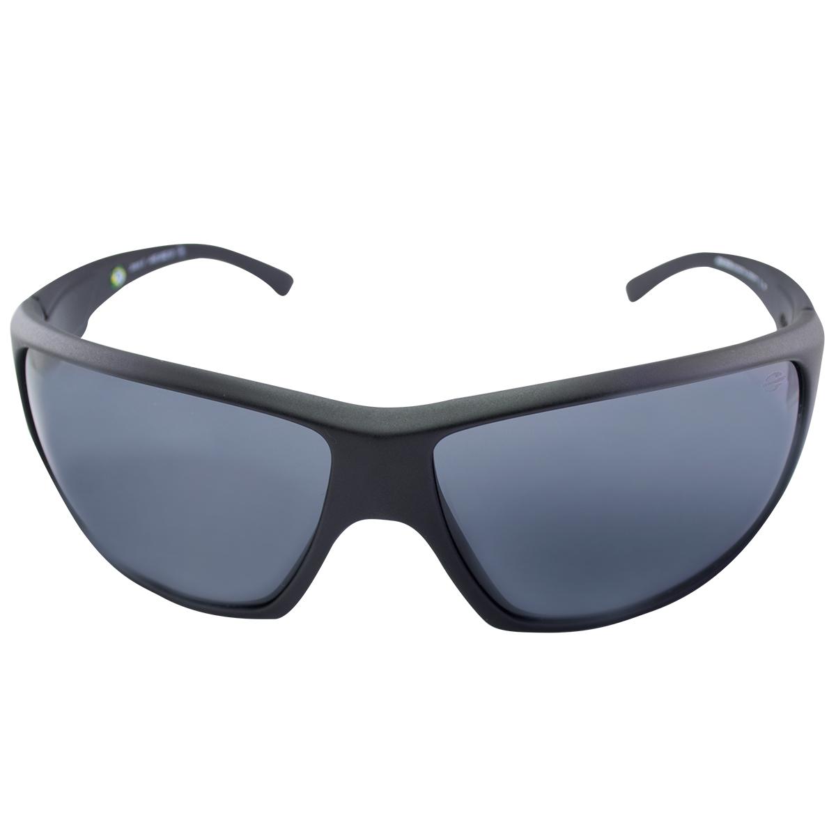 ... Óculos Mormaii Joaca 2 Preto Fosco  Lentes Cinza Logo Laranja ... 8e300826ad