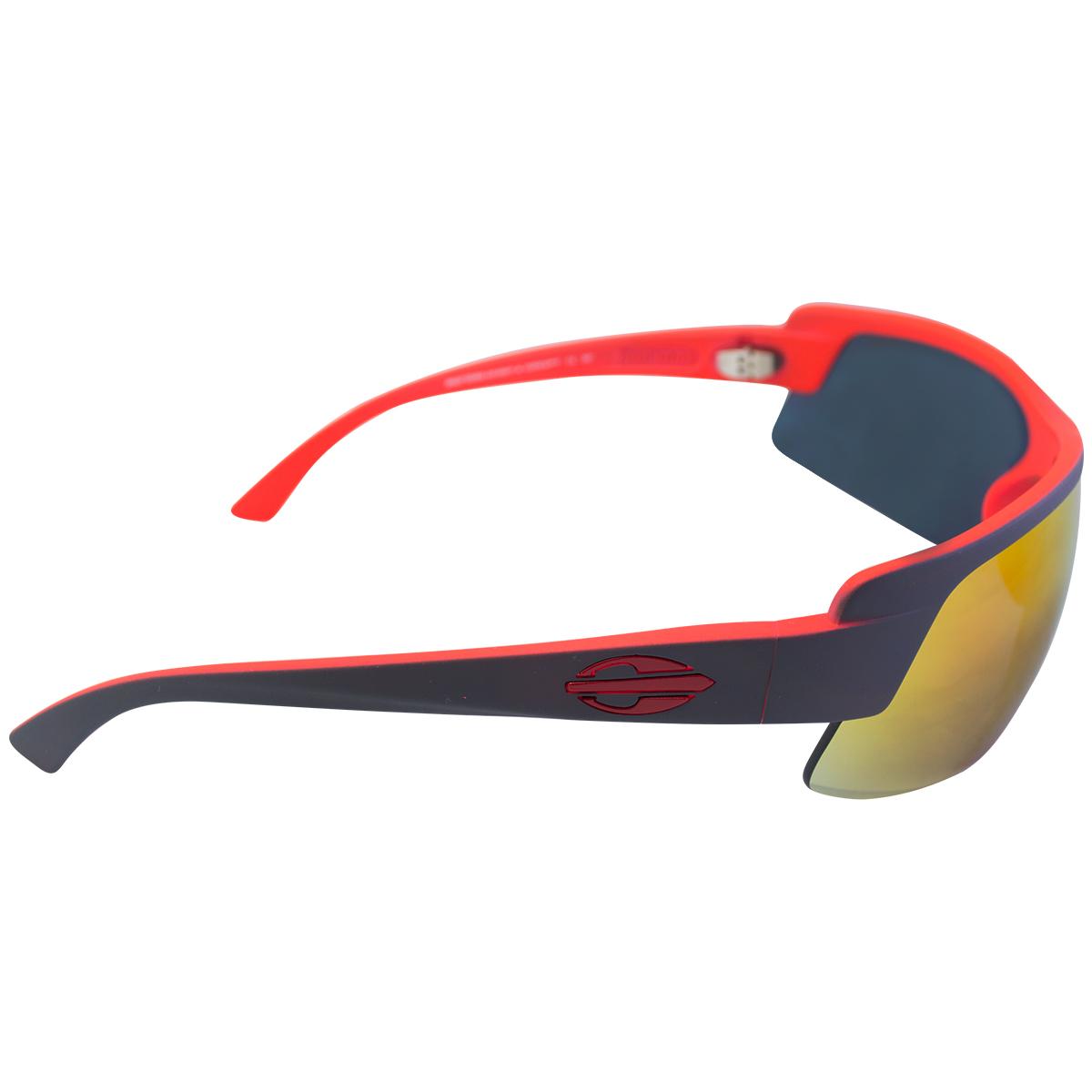 77238517c2ff0 ... Óculos Mormaii Gamboa Air 3 Vermelho e Preto Lente Ruby Espelhada ...