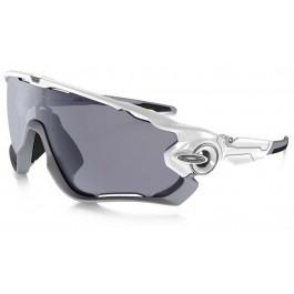 26c55806ee63f Óculos Oakley JawBreaker Polished White Grey Polarizado LANÇAMENTO ref  OO9290-06