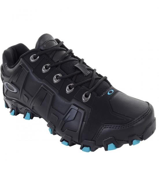 Tênis Oakley Hardshell L Black Turquoise ref 12126-090 77ad54c4f4c