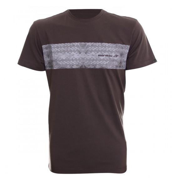 Camiseta Mormaii Tribalismo Marrom PROMOCAO Ultima Peça tam G