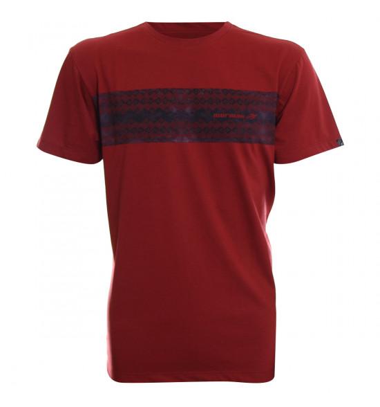 Camiseta Mormaii Tribalhismo Vermelha LANÇAMENTO Ultima Peça tam G