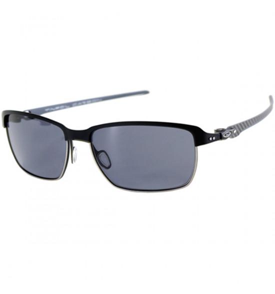 Óculos Oakley Tinfoil Carbon Matte Black and Silver Grey LANÇAMENTO ... dc767143ca4