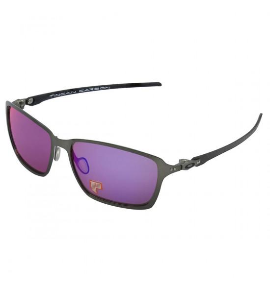 15d32f4391 Óculos Oakley Tincan Carbon/Lente Red Iridium Polarizado ref OO6017-03