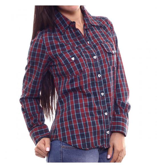 Camisa Checklist Xadrez LIQUIDAÇÃO