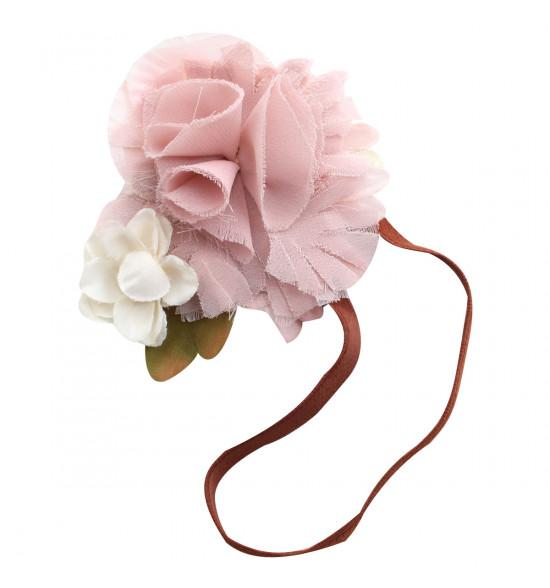 Faixa De Cabelo Eclectic Flor PROMOÇAO