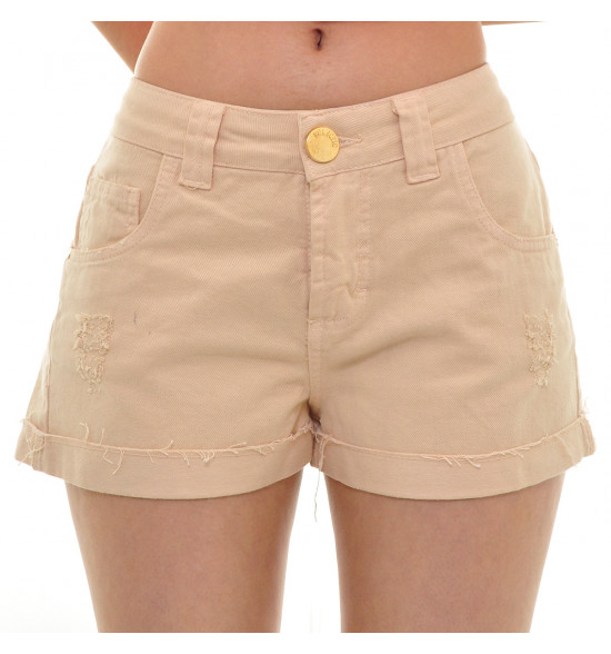 Shorts Eclectic Basic Sarja LIQUIDAÇAO
