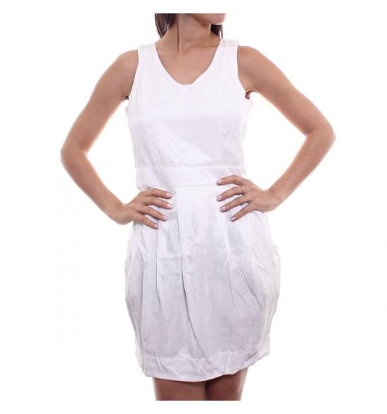 Vestido Eclectic Saia Pregas