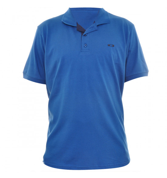 Camisa Polo Oakley Better Azul PROMOÇÃO Ultima Peça Tam P