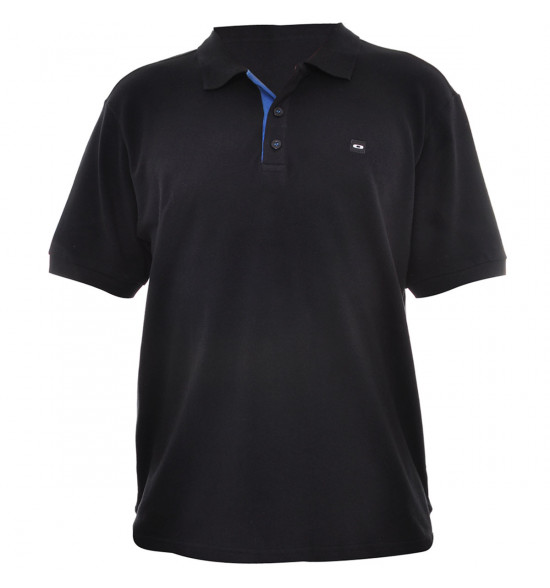 c17cd8900 Camisa Polo Oakley Essential 2.0 Preta ref 433094