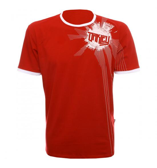 Camiseta Oakley Vermelho Blood
