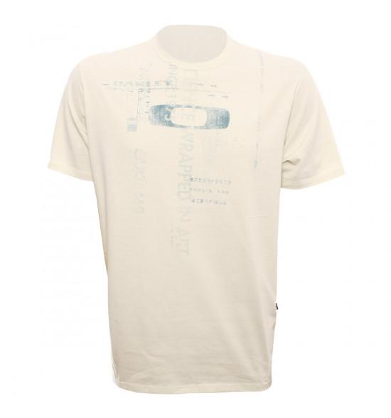 Camiseta Oakley Crossword Gelo PROMOÇAO Ultima Peça tam G