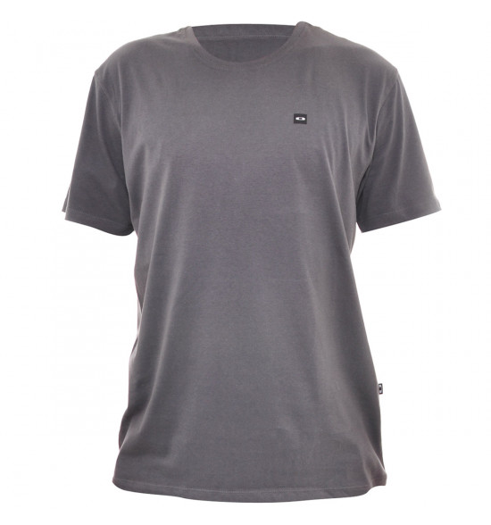 Camiseta Oakley Keep Moving Chumbo PROMOÇAO Ultima Peça tam P