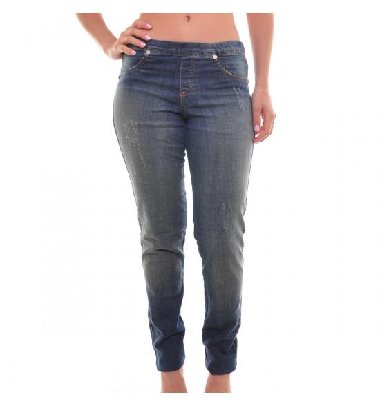 Calça Cantão Jegging Jeans - Ultima Peça tam 36