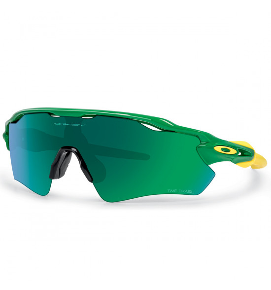 c226d39ff6c9b Óculos Oakley Radar EV Path Olimpics Collection Bright Green Lente Jade  Iridium