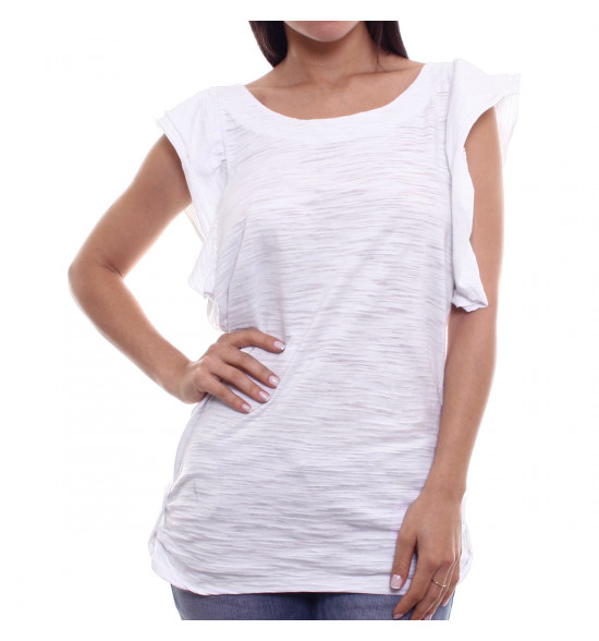Blusa Checklist Dress com Aleta