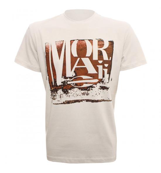 Camiseta Mormaii Frame Creme PROMOÇAO Ultima Peça tam P