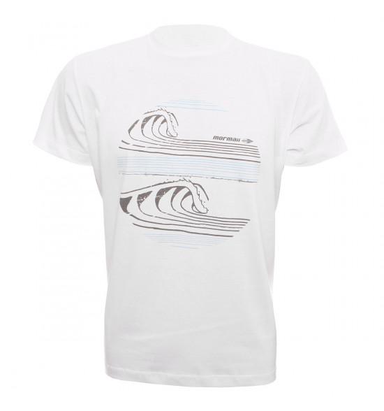 Camiseta Mormaii Tubes Branco LIQUIDAÇÃO