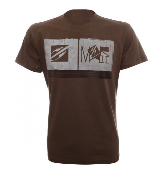 Camiseta Mormaii Extreme Sports Marrom PROMOÇAO