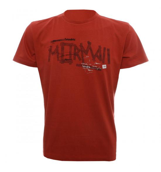 Camiseta Mormaii Beach Vermelho PROMOÇAO VERAO Utima Peça tam M