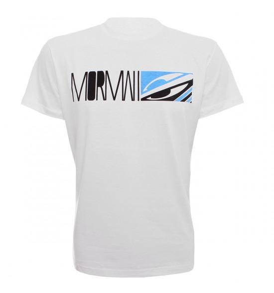 Camiseta Mormaii Signature Branco PROMOÇAO PROMOÇAO Ultima Peça tam P