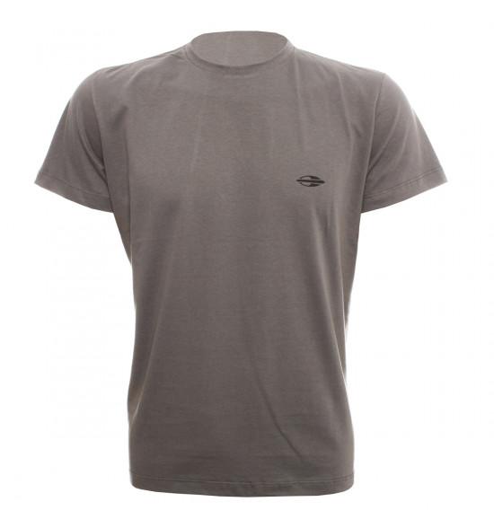 Camiseta Mormaii Back Shield Cinza PROMOÇAO Ultima Peça tam P