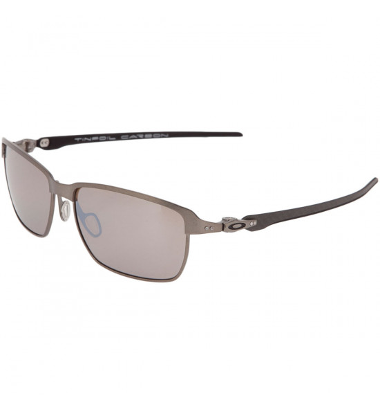 Óculos Oakley Tinfoil Carbon Titanium Black Iridium Polarizado LANÇAMENTO 29f890831c1