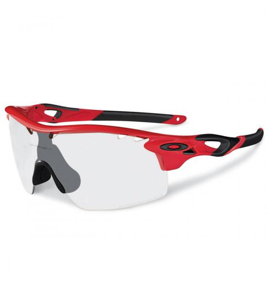 e7758feb8 Óculos Oakley RadarLock Infrared/Lente Clear to Black Iridium ref ...