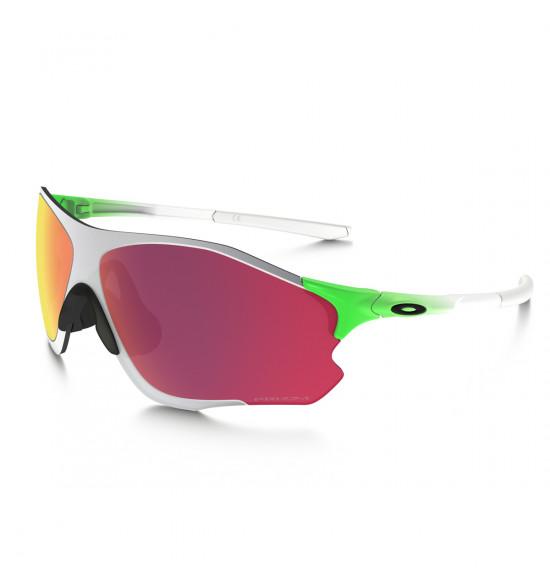 Óculos Oakley EVZero Green Fade/Lente Prizm Road Polarizado
