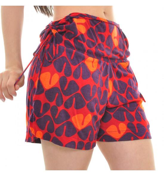 Shorts Totem Estampado