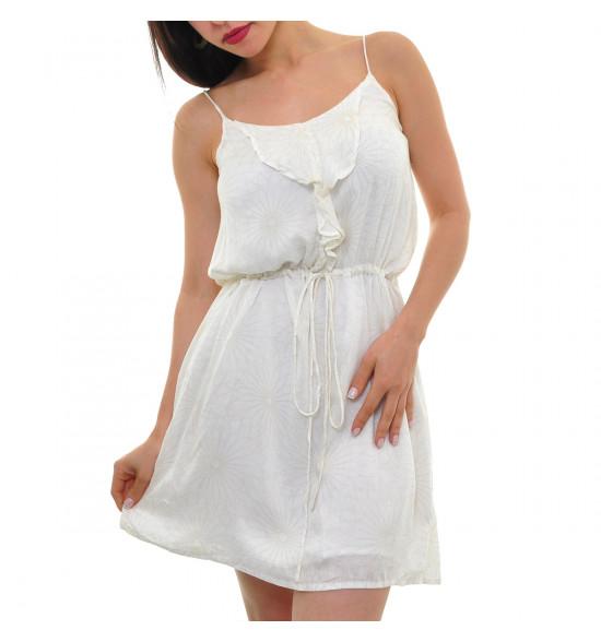 Vestido Totem Classy White
