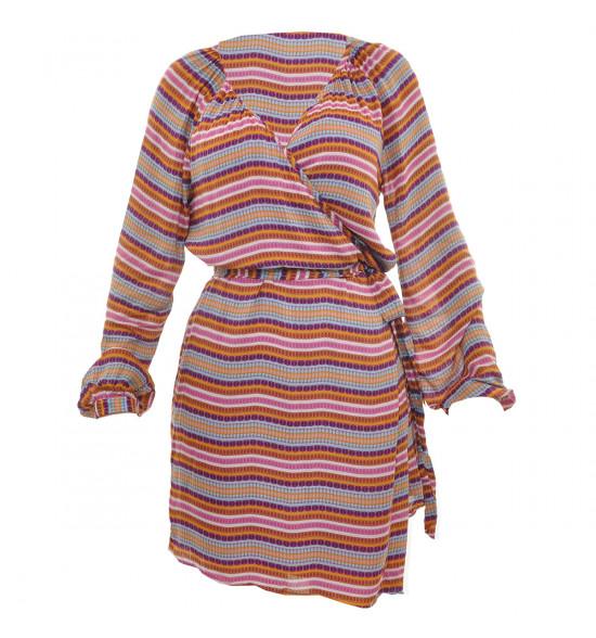 Vestido Totem Ortis Rosa