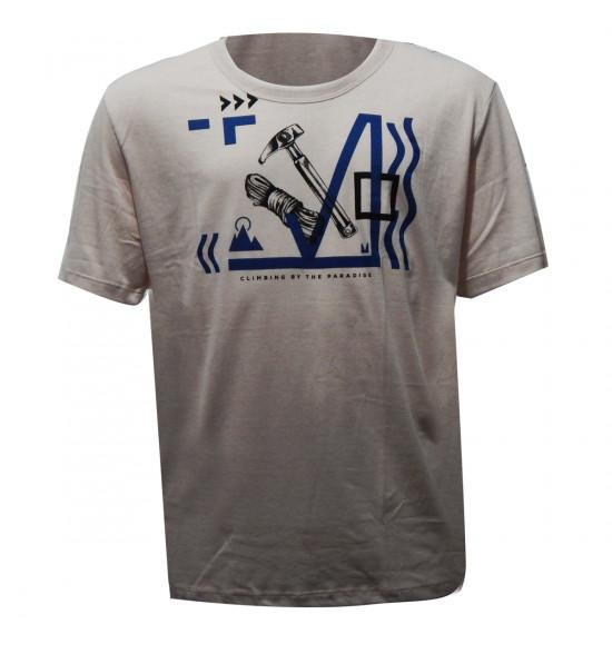 Camiseta Mormaii Paradise bege