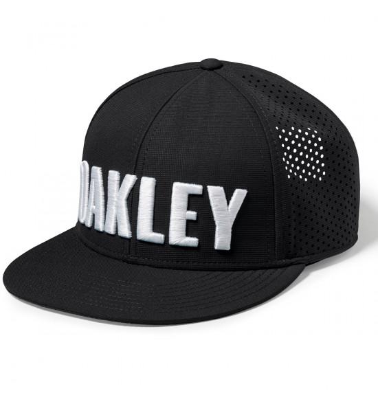 Boné Oakley Perf Hat Preto