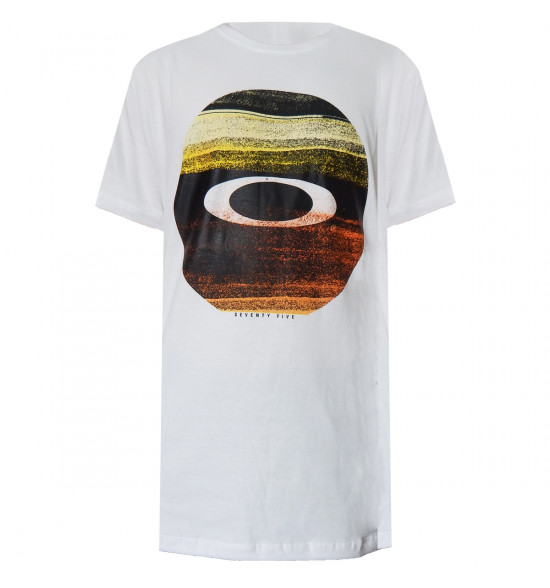 Camiseta Oakley Eclipse Tee Branco