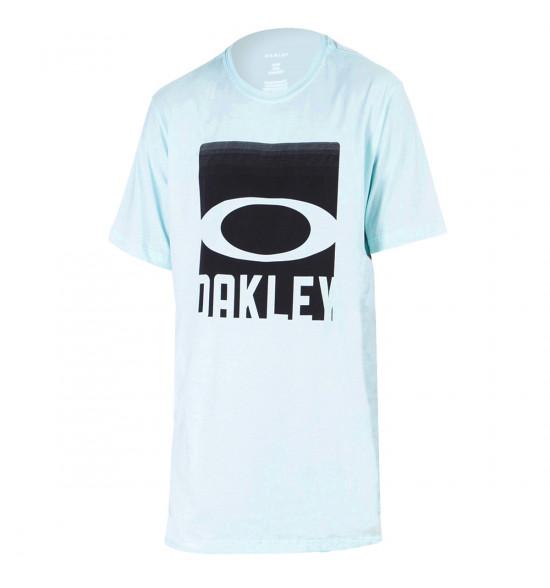 Camiseta Oakley Cut Mark Tee Azul