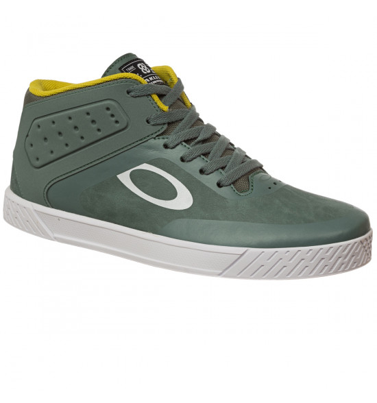 Tênis Oakley Bob Burnquist 2.0 Mid Chinois Green