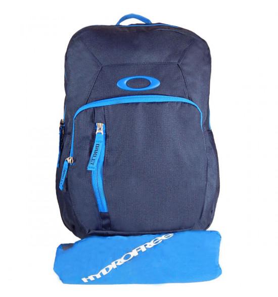 Mochila Oakley Works Pack 20L Azul Storm A Prova Dagua LIQUIDAÇÃO
